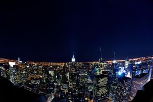 New York City by OEMminus