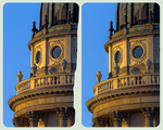 French Cathedral, Berlin 3D ::: DRi Hyperstereo by zour