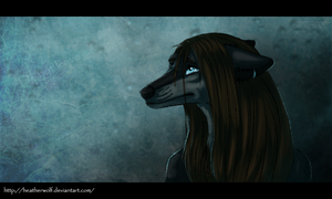 Alone by HeatherWolf
