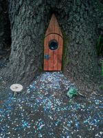 Fairy Door Stock by KarahRobinson-Art