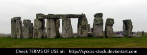 Stonehenge by syccas-stock