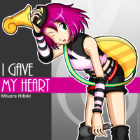 Misora - I gave my heart by ancode