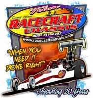 RaceCraft Chassis T-Shirt by tbtyler
