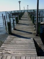 The Boat Dock 3 by FairieGoodMother