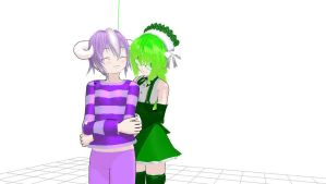 MMD Rammy and Madame Pickles Download by Nanashione
