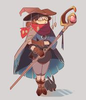 witchsona by scrii