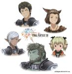 Final Fantasy XIV by Milady666