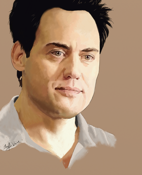 Comission for spookybibi: Orny Adams by JoelsVoice