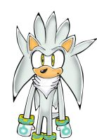 Silver Coloured - For verius0 by sonicwindartist