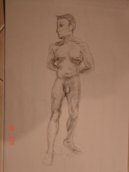 Figure Drawing 8 by Faye1891