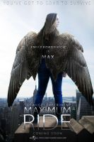 Maximum Ride: The Angel Experiment Movie Poster by IAmEmilyK