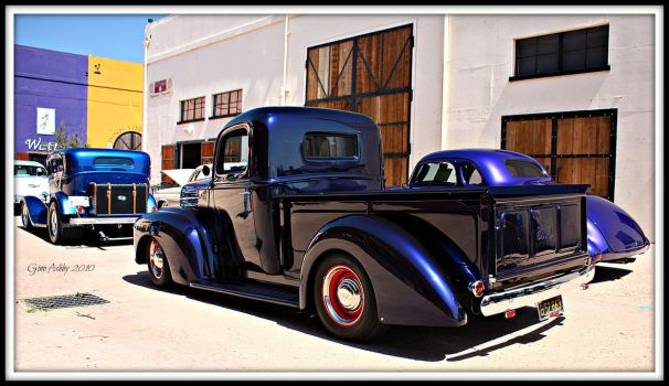 Hot Rod Alley by StallionDesigns
