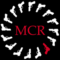 MCR Gun Patch by burning-shark