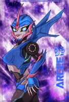 TFP: Arcee by Dulcedragon1488