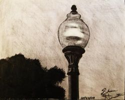Lamp Post by Sugashane09