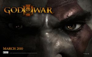 God of War Wallpaper 1 by Forza27