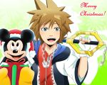 Kingdom Hearts X-mas by OPStrawhat