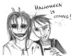 Johnny and Jeff: Halloween is coming by AND888