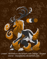 Kirin Adoptable: SOLD by emgeal