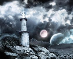 Lighthouse by Chris0919