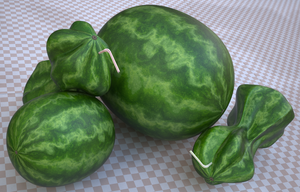 Watermelons by Ricsmond