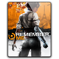 Remember Me gameicon by Ahssassin0