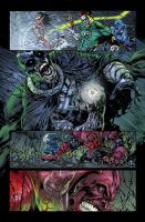 Blackest Night No.7 pg. 4 by sinccolor