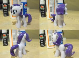 Filly Rarity Custom by Rion-Noire