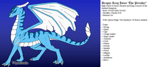 C-a-D Dragons: King Jotun 'The Perisher' by Ddraigtanto