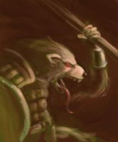 Skaven by zompf