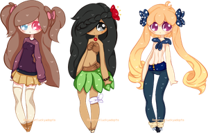 Cute Adopts Because Ye by Ambercatlucky2