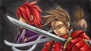 Tales Of Symphonia by Thomagata