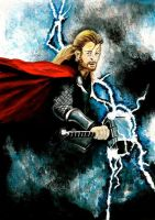 Thor - The Dark World by JadedDreams1