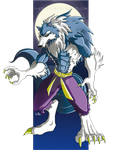 Mr. Jon Talbain by D-structive