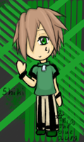 Shiki color by SoniaBane