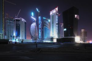Bouquet of Towers by VerticalDubai