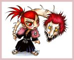 Renji Chibi by Scooterek