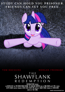 The Shawflank Redemption by Skeptic-Mousey