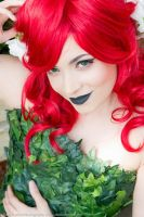 Poison Ivy by zeraphie