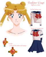 Usagi Reference Sheet by scpg89