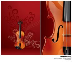 VIOLIN by sihab