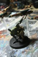 tau sniper drones team 2 by paskiman