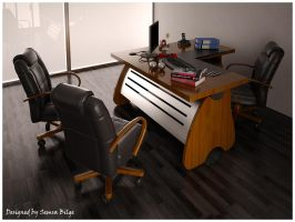 Office Table by Semsa