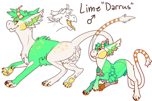 Lime/Darrus reference by Zieu