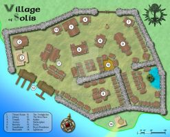 Village of Solis by DLIMedia