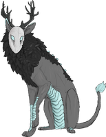 Ravenfeather Commission 1/14 by annavalar