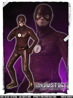 Injustice The Flash CW by DatKofGuy