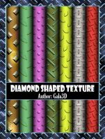 Textures of the Diamond-Shaped by Gala3d