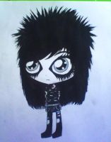 Jake Pitts chibi by lolzmelmel