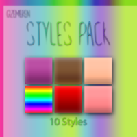 Styles Pack by GizemErenn